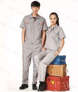 Đồng phục công nhân 01