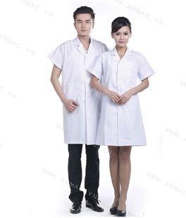 Đồng phục áo bác sĩ blouse 02
