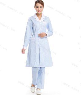 Đồng phục áo bác sĩ blouse 04