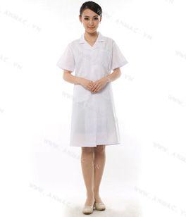 Đồng phục áo bác sĩ blouse 05