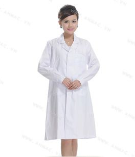 Đồng phục áo bác sĩ blouse 06