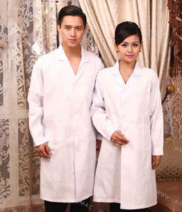 Đồng phục áo bác sĩ blouse 10