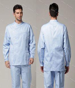 Đồng phục áo bác sĩ blouse 18