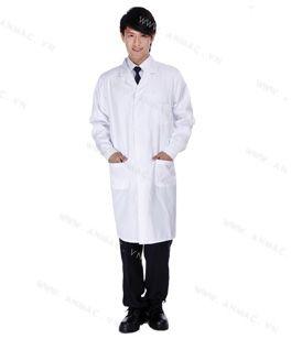 Đồng phục áo bác sĩ blouse 21