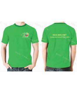 Đồng phục áo phông quà tặng 06