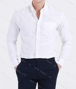 Đồng phục áo sơ mi nam công sở 1SMA51