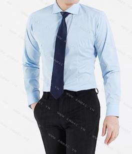 Đồng phục áo sơ mi nam công sở 1SMA56