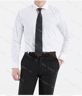 Đồng phục áo sơ mi nam công sở 57