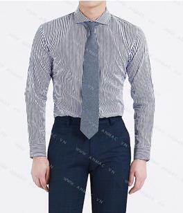 Đồng phục áo sơ mi nam công sở 1SMA63