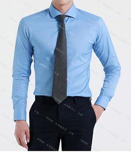 Đồng phục áo sơ mi nam công sở 1SMA67