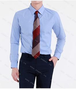 Đồng phục áo sơ mi nam công sở 1SMA69