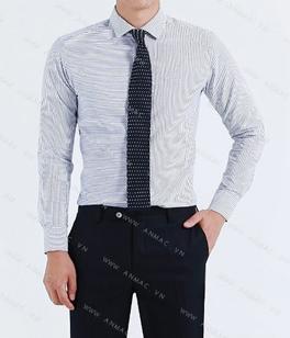 Đồng phục áo sơ mi nam công sở 1SMA71