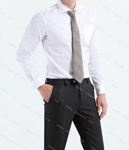 Đồng phục áo sơ mi nam công sở 1SMA72
