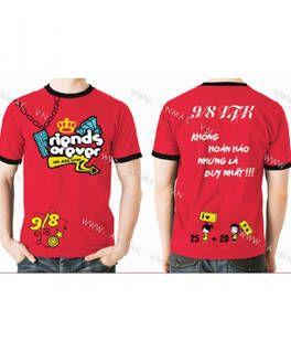 Đồng phục áo phông nhóm/lớp 1PHS05