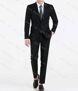 Đồng phục áo vest nam công sở 53