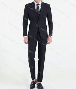 Đồng phục áo vest nam công sở 55