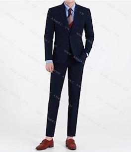 Đồng phục áo vest nam công sở 1VNA60