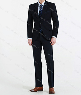 Đồng phục áo vest nam công sở 1VNA63
