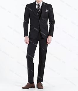 Đồng phục áo vest nam công sở 1VNA64