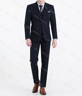 Đồng phục áo vest nam công sở 1VNA65
