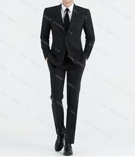 Đồng phục áo vest nam công sở 1VNA67