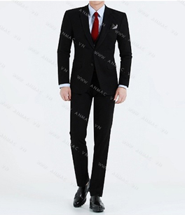 Đồng phục áo vest nam công sở 1VNA68