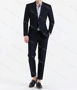 Đồng phục áo vest nam công sở 1VNA71