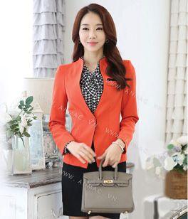 Đồng phục áo vest nữ công sở 03