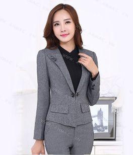 Đồng phục áo vest nữ công sở 06
