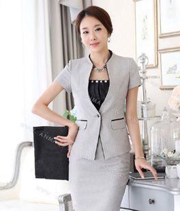 Đồng phục áo vest nữ công sở 07