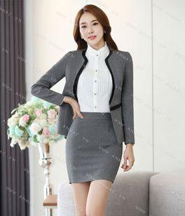Đồng phục áo vest nữ công sở 49