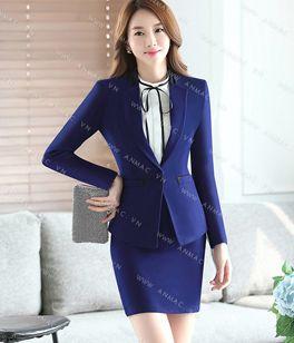 Đồng phục áo vest nữ công sở 50