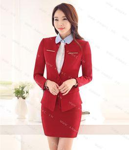 Đồng phục áo vest nữ công sở 51