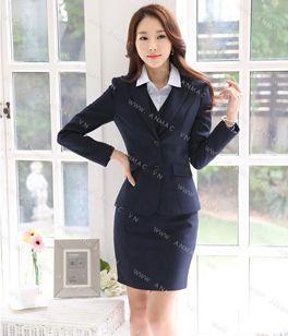 Đồng phục áo vest nữ công sở 52