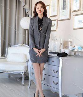 Đồng phục áo vest nữ công sở 54