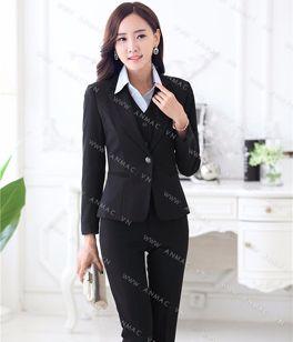 Đồng phục áo vest nữ công sở 56