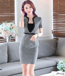 Đồng phục áo vest nữ công sở 64