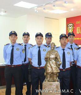 Đồng phục bảo vệ chuyên nghiệp 23