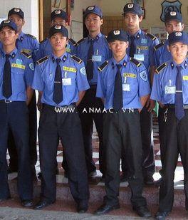 Đồng phục bảo vệ chuyên nghiệp 24