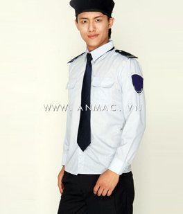 Đồng phục bảo vệ chuyên nghiệp 01