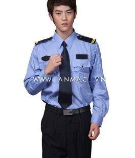Đồng phục bảo vệ chuyên nghiệp 02