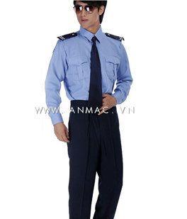 Đồng phục bảo vệ chuyên nghiệp 04