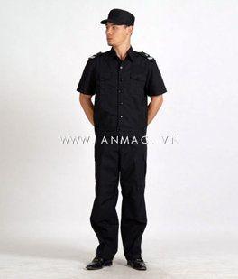 Đồng phục bảo vệ chuyên nghiệp 05