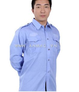 Đồng phục bảo vệ chuyên nghiệp 06