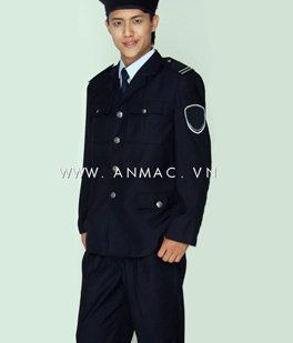 Đồng phục bảo vệ chuyên nghiệp 07