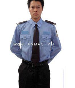 Đồng phục bảo vệ chuyên nghiệp 08