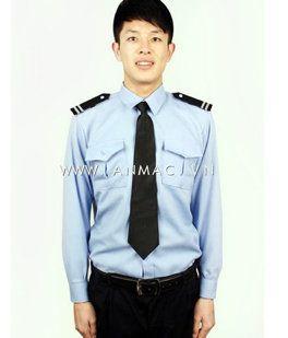 Đồng phục bảo vệ chuyên nghiệp 09