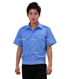 Đồng phục bảo vệ chuyên nghiệp 12