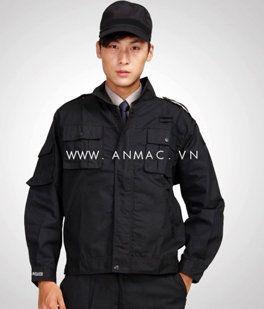 Đồng phục bảo vệ chuyên nghiệp 13