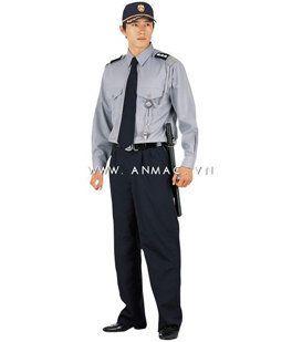 Đồng phục bảo vệ chuyên nghiệp 14